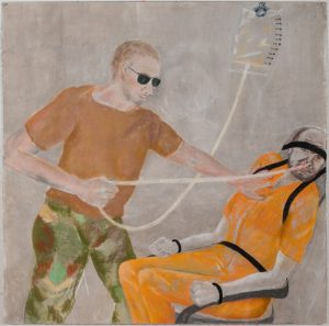 Susan Crile Guantanamo: Hunger Strike; Violent Removal of Feeding Tube
