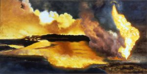 Susan Crile Burning Lake