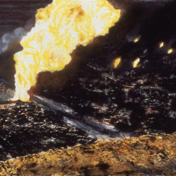 Susan Crile - Fires of War