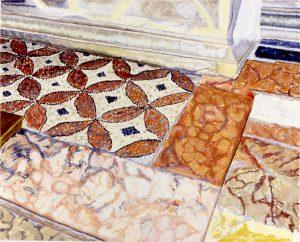 Susan Crile Fragments of Venice