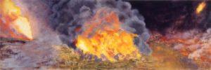 Susan Crile Fire Storm