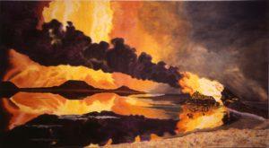 Susan Crile Conflagration