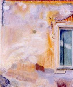 Susan Crile Villa Aurelia Palimpsest