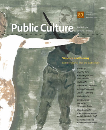 Susan Crile Public Culture: Violence and Policing