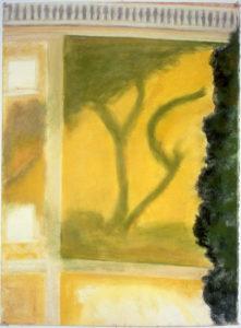 Susan Crile Shadows