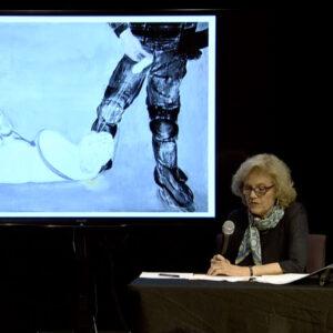 Susan Crile War & Witnessing Panel at Roosevelt House