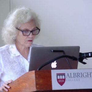Susan Crile Albright Knox Lecture